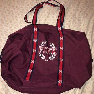 Maroon PINK Bag